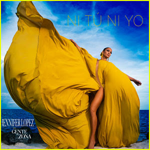 Jennifer Lopez Is Absolutely Flawless for 'Ni Tu Ni Yo' Single Art!