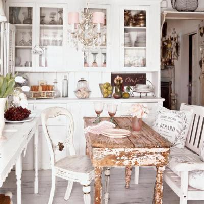 RubyJu Blog - Not too Shabby Kitchens...