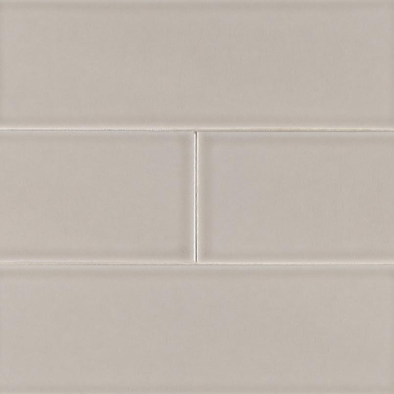 Portico Pearl Subway Tile 4x12 75 Cabinets