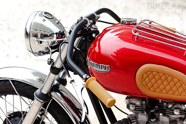 Triumph TR6R