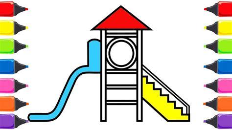 oyun parki boyama renkleri oegreniyorum boyama oyunu nasil