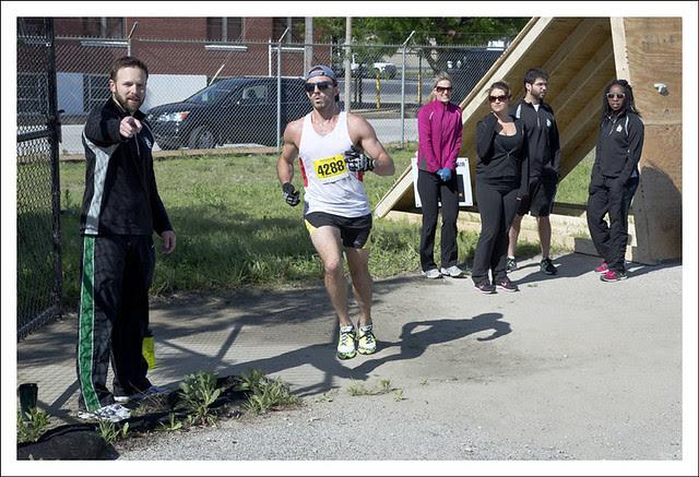 City Mahem 6 (Don't Run Over The Photographer)