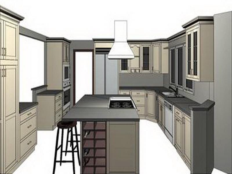 Cool Free Kitchen Planning Software Making the Designing ...