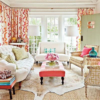 94 Living Room Decorating Ideas from Southern Living