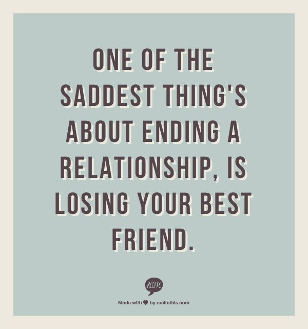 Quotes About Sad Ending 44 Quotes