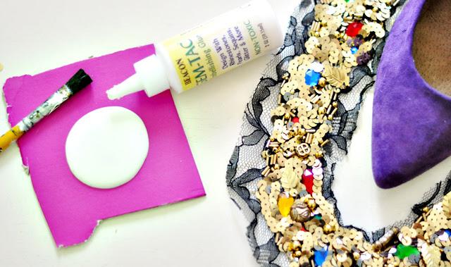 Dolce ve Gabbana Pompalar-Ayakkabı-DIY-10 Embellished