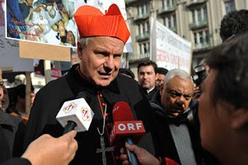 Schonborn riduce le parrocchie a Vienna