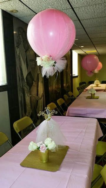 17 Best ideas about Tulle Balloons on Pinterest   Baby