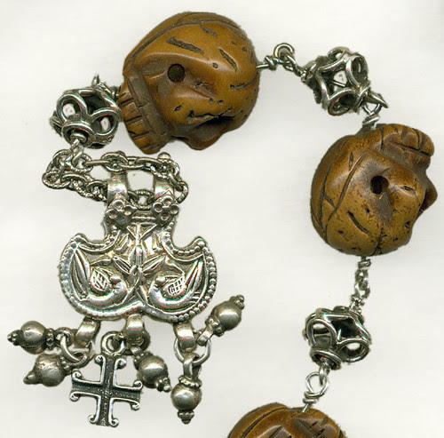 Skulls detail