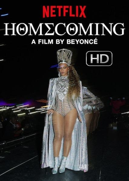 [Movie] Homecoming: A Film by Beyoncé (2019) 720p WEB-DL 925MB nItRo