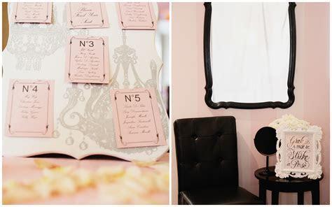 Coco Chanel Inspired Bridal Shower   TrueBlu   Bridesmaid