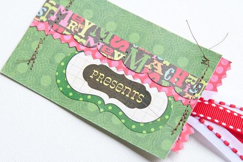 christmas tags,handmade tags, handmade christmas tags