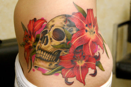 By Justin Of Urban Art Tattoo. Click through. 15th November 2009 / 0 notes