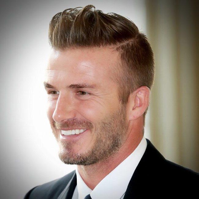 Haircut David Beckham 16 Umpama Q