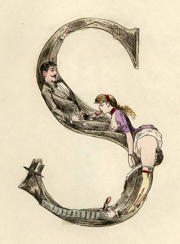 Nineteenth-century erotic alphabet S.jpg