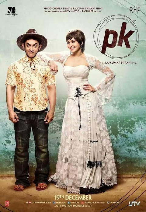 PK (2014) 480p 720p 1080p BluRay Hindi Full Movie