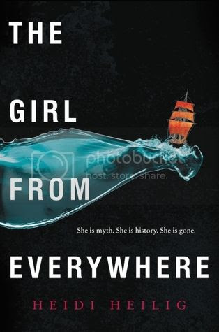 The Girl From Everywhere by Heidi Heilig US Cover