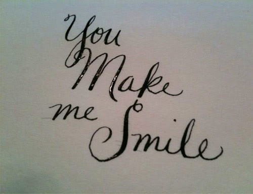 He Makes Me Smile Quote Quote Number 684061 Picture Quotes