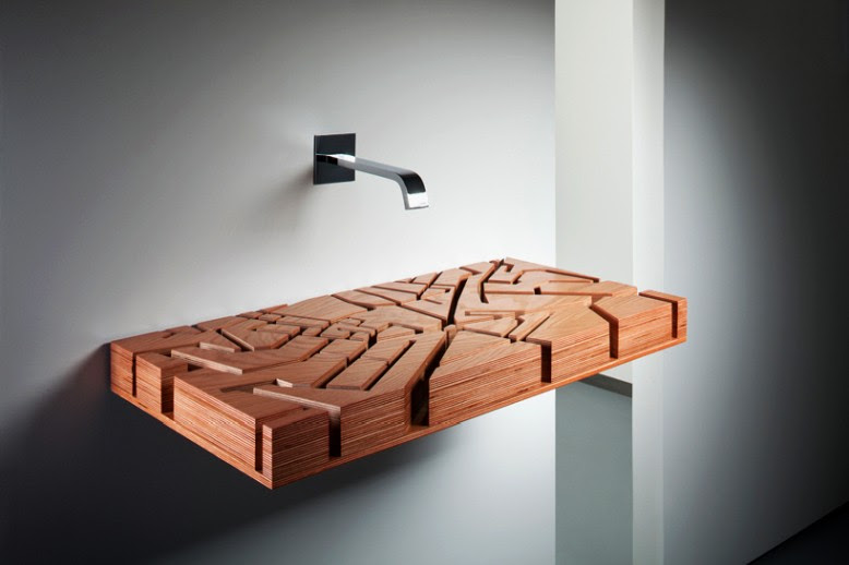 Wash Up In Style With These Unique Bathroom Sinks