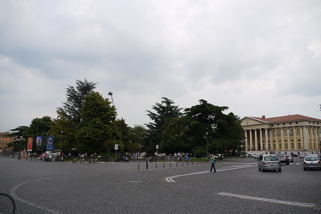 Piazza Bra 布拉廣場
