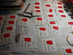 Aisu tag production
