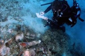 22 αρχαία ναυάγια στους Φούρνους της Ικαρίας.
