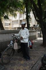 Pride Of Maharashtra  - The Humble Dabbawalas of Mumbai by firoze shakir photographerno1