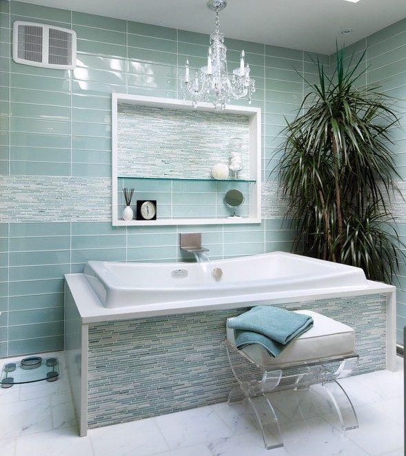 105 Wohnideen für Badezimmer - Einrichtung Stile, Farben ...