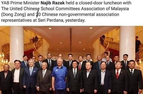 BN iktiraf tuntutan Dong Zong, DAP salah?