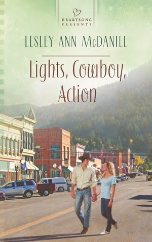Lights, Cowboy, Action