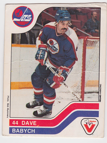 Vachon - Dave Babych - Front