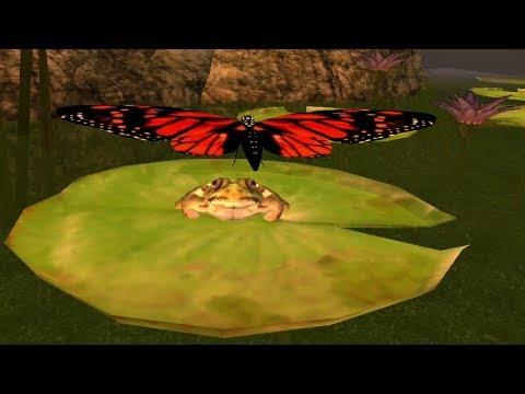 Butterfly Simulator Online - Golden Pond - Gameplay Part 2