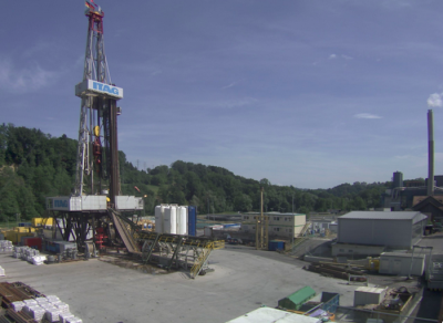 Abandoned geothermal well in St. Gallen finds science    research purpose