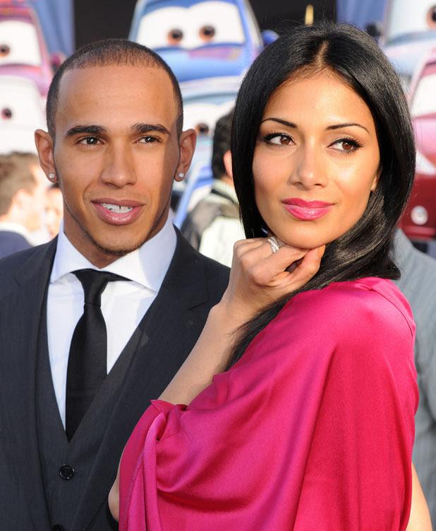 Nicole Scherzinger, Lewis Hamilton had 'romantic New Year ...