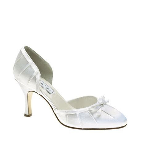 Touch Ups Breeze 661 Cheap White Wedding Shoes