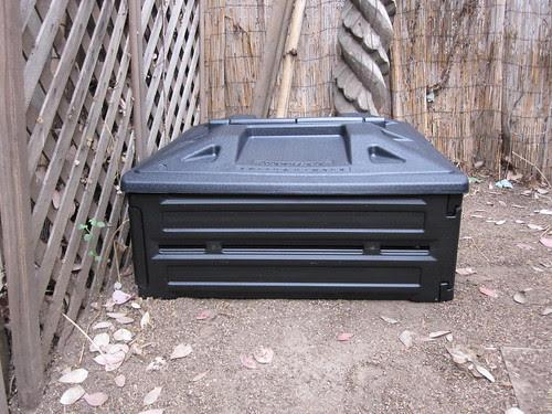 composting!