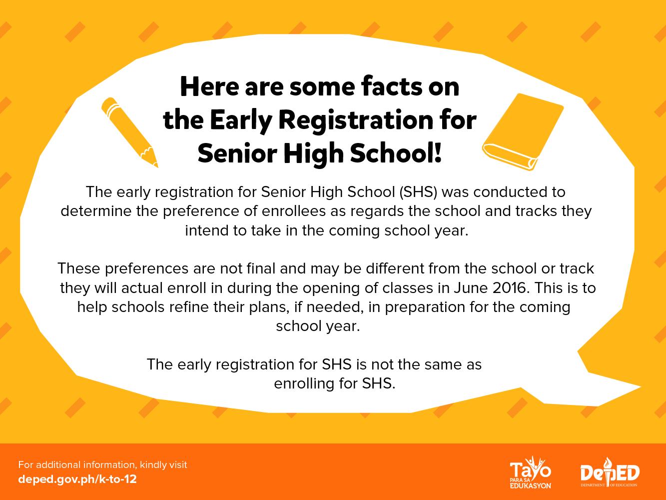 Some Questions on the Senior High School Voucher Program ...