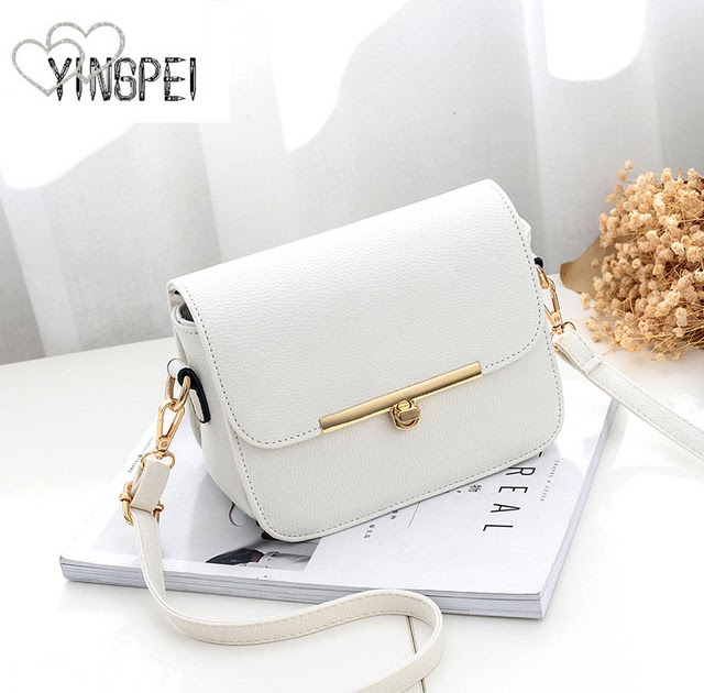 Best Offers Women Bag Designer New Fashion Casual shoulder bag Luxury women s  handbags quality PU Brand Sweet Lady Small package Korea Style  5506e6ca3c398