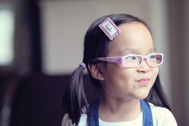 new glasses!