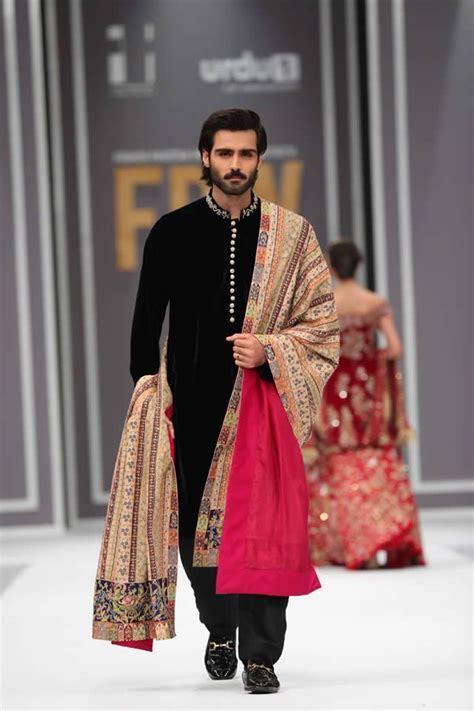 Enagement party man new coat patiala shalwar 2018 8