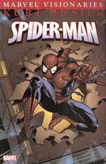 Spider-Man Visionaries: Kurt Busiek, v. 1 cover
