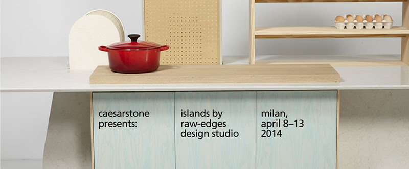 caesarstone raw edges islands 10 IIHIH