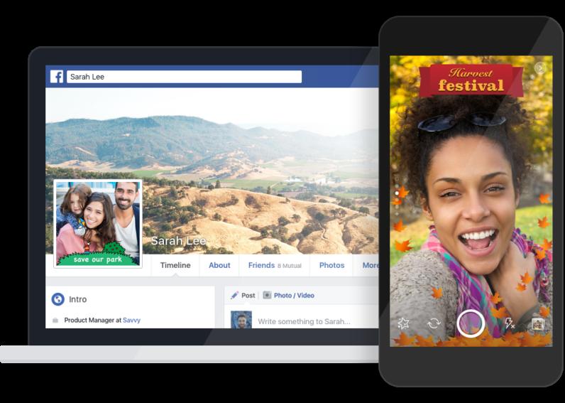 اطار الملف الشخصي فيس بوك