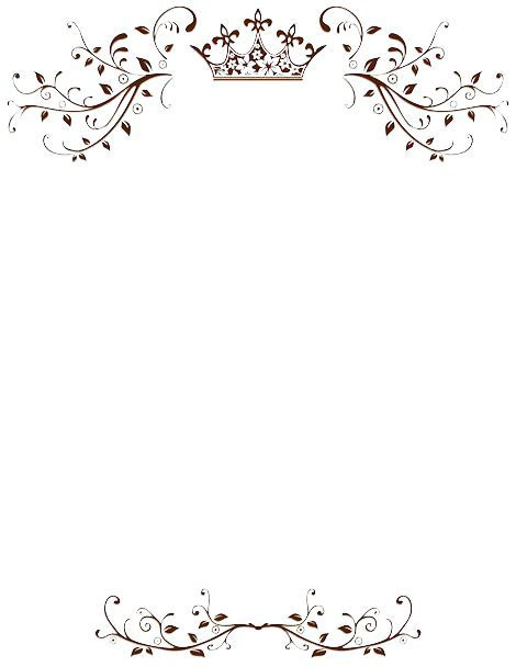 Download Wedding Invitation Border PNG Photos For