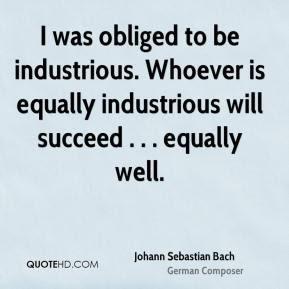 Image result for johann sebastian bach quotes