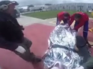 Professora é esfaqueada em Piraquara (Foto: Reprodução RPC TV)
