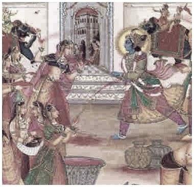 ऋषि कुमार शर्मा का आलेख : कान्हा बरसाने में आइ जइयों, बुलाइ गई राधा प्यारी
