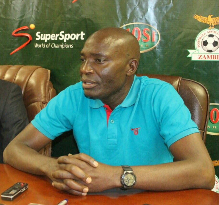 Nigeria vs Zambia: Chipolopolo coach, Nyirenda opens up on his team selection, injuries