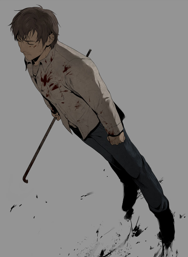 Henry Townshend Anime Silent Hill