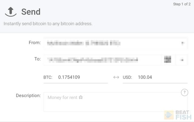 bitcoin to usd exchange